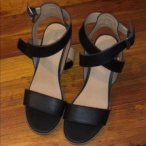 Merona heels (7) - worn once